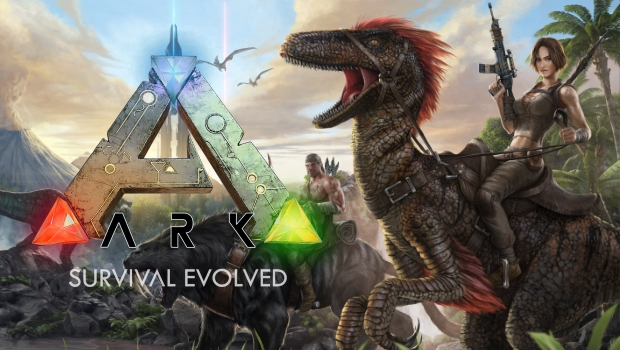 Nice Images Collection: ARK: Survival Evolved Desktop Wallpapers