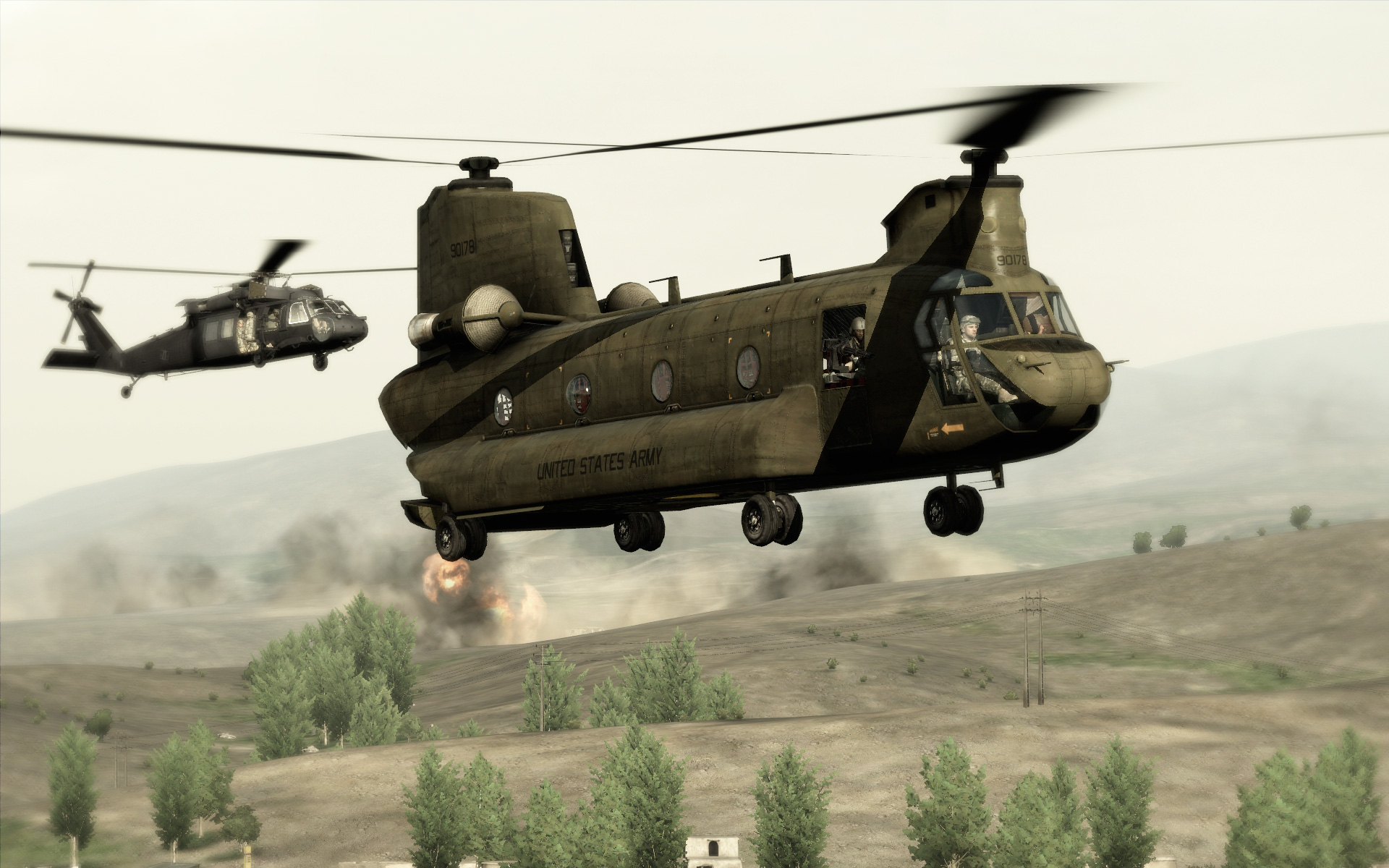 1920x1200 > ARMA 2 Wallpapers