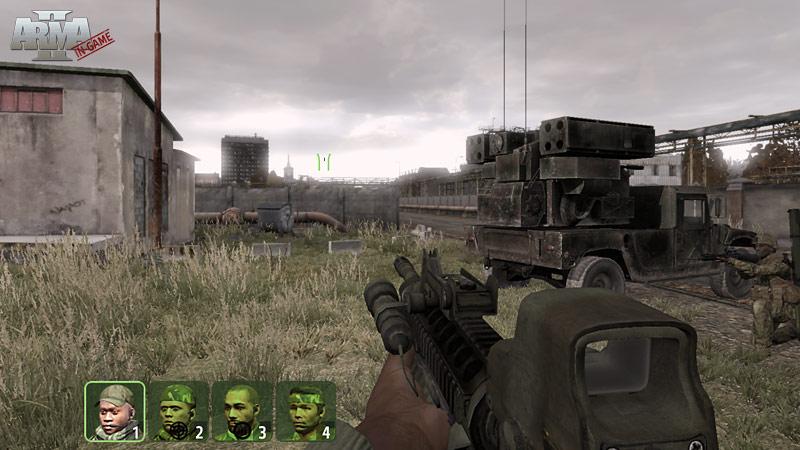 ARMA 2 Backgrounds, Compatible - PC, Mobile, Gadgets| 800x450 px