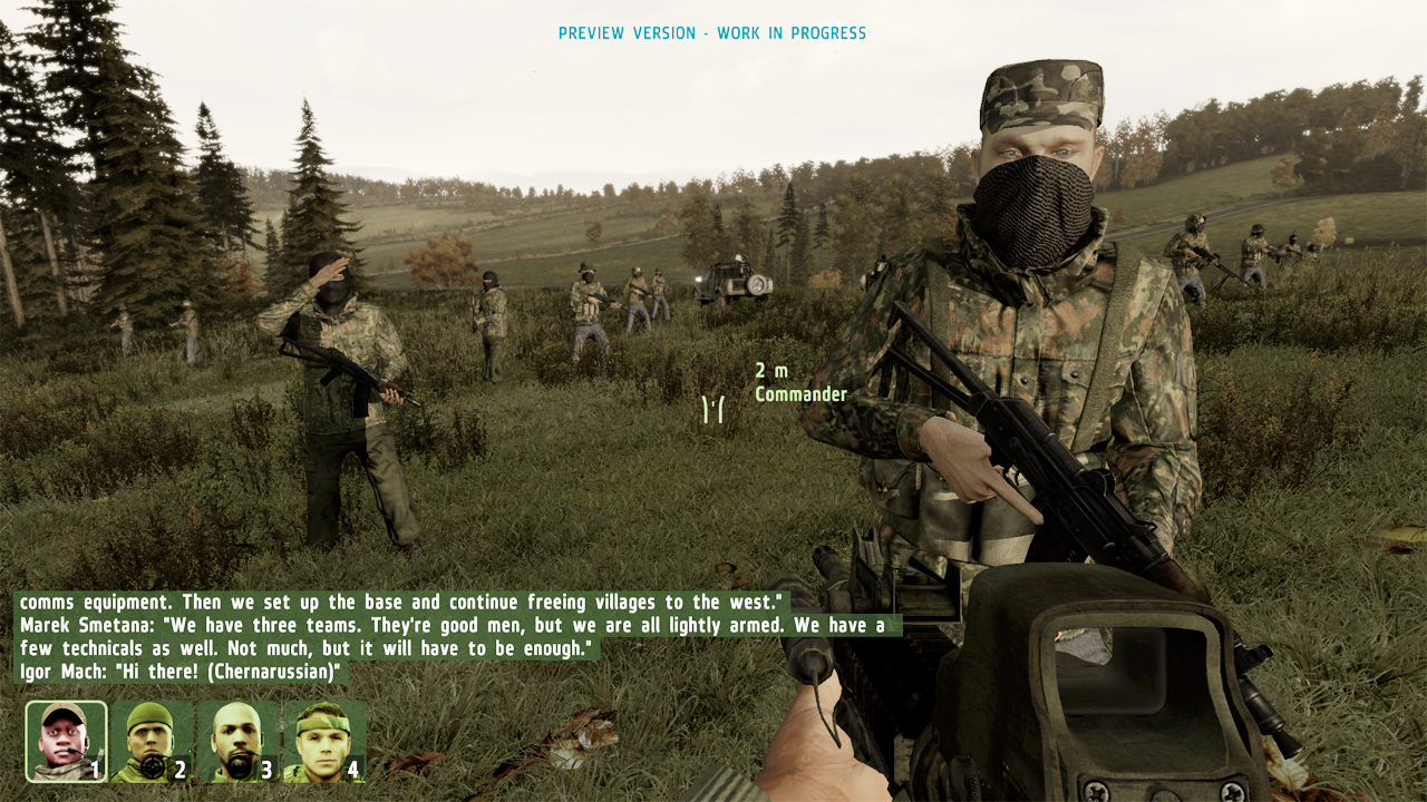 1280x720 > ARMA 2 Wallpapers