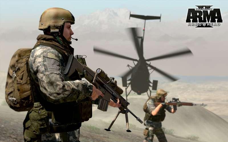 ARMA 2 Backgrounds, Compatible - PC, Mobile, Gadgets| 800x500 px