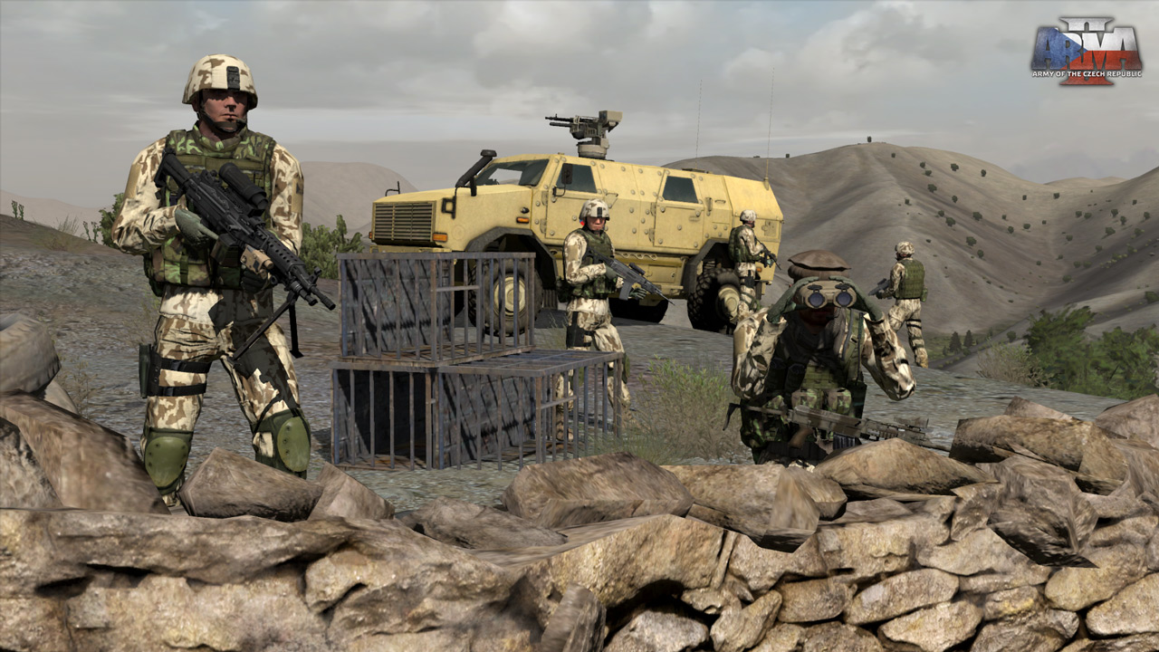 ARMA 2 Pics, Video Game Collection