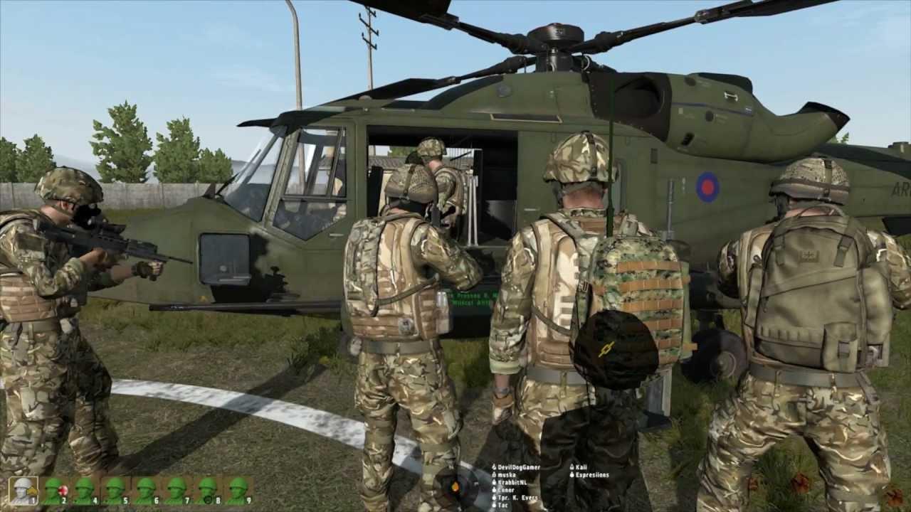 HQ ARMA 2 Wallpapers | File 104.99Kb