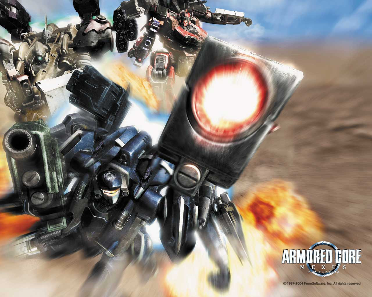 Armored Core Nexus Wallpapers Video Game Hq Armored Core Nexus