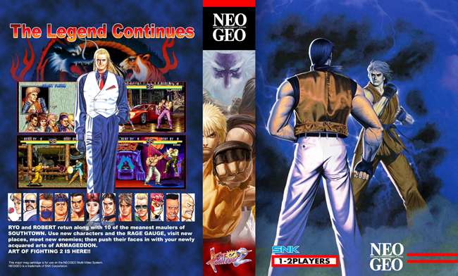 Art Of Fighting 2 Wallpapers Video Game Hq Art Of Fighting 2 Pictures 4k Wallpapers 2019