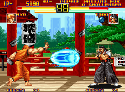 Art Of Fighting Wallpapers Video Game Hq Art Of Fighting Pictures 4k Wallpapers 2019