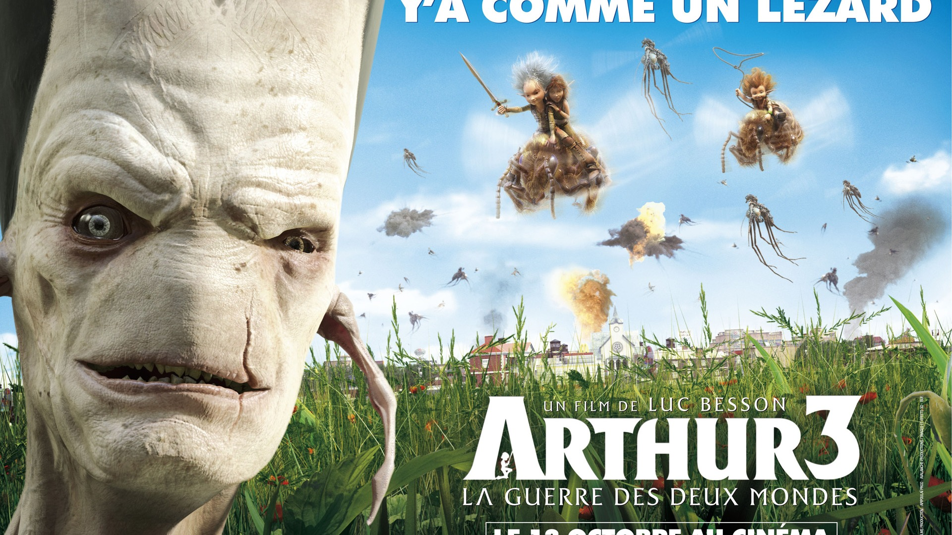 Amazing Arthur 3: The War Of The Two Worlds Pictures & Backgrounds