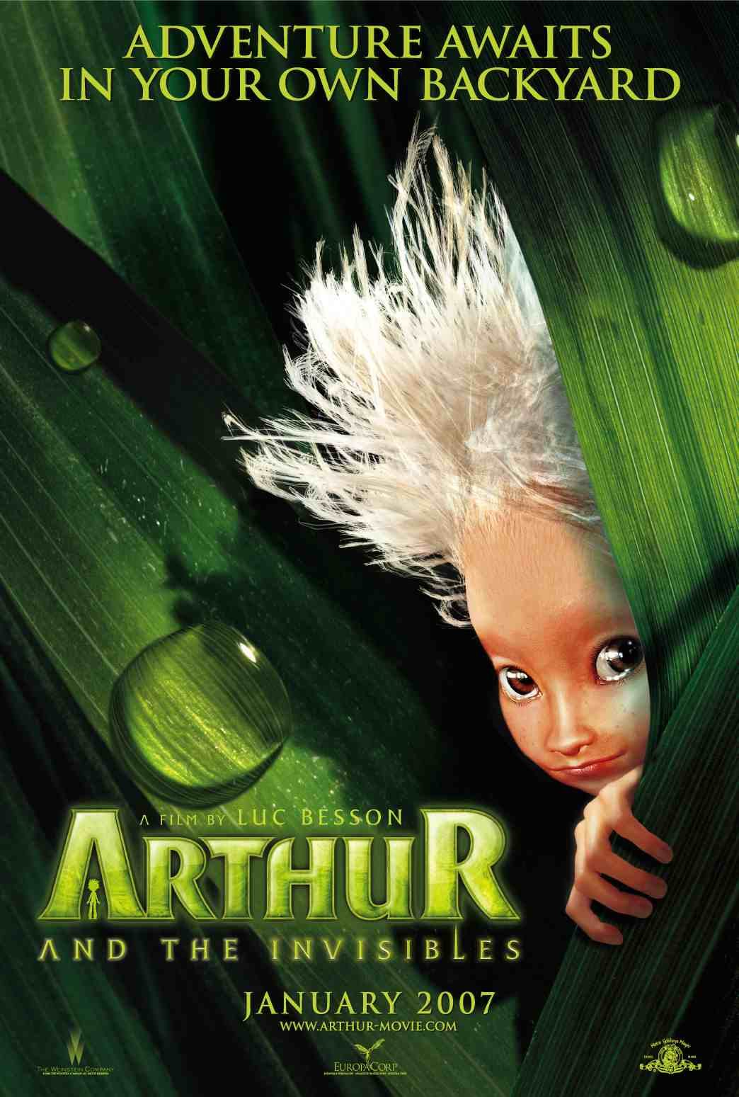 Arthur And The Invisibles High Quality Background on Wallpapers Vista