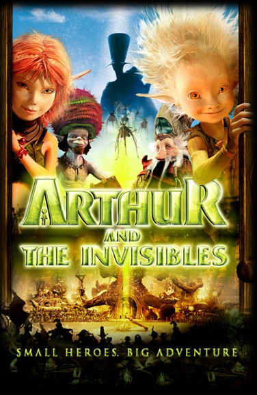 HQ Arthur And The Invisibles Wallpapers | File 83.72Kb