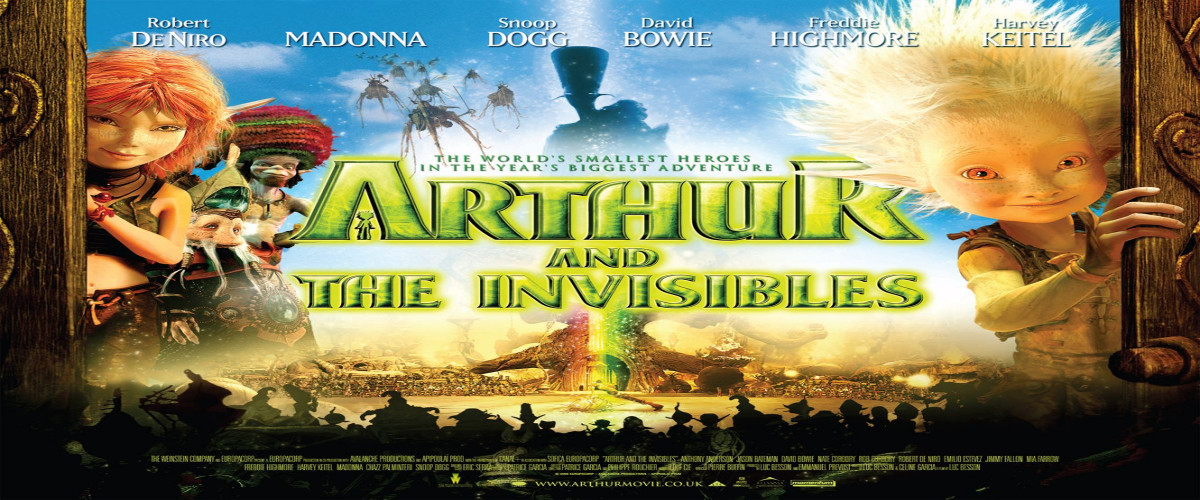 Amazing Arthur And The Invisibles Pictures & Backgrounds