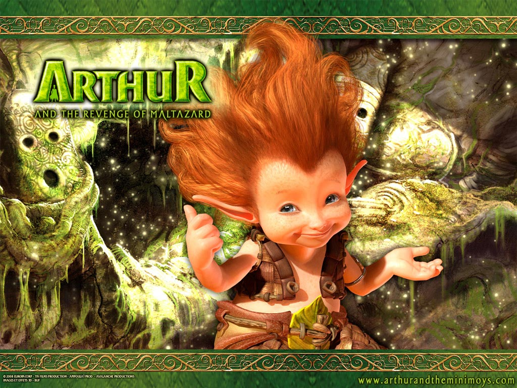 Nice Images Collection: Arthur And The Revenge Of Maltazard Desktop Wallpapers