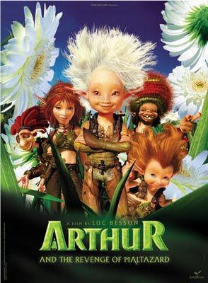 Arthur And The Revenge Of Maltazard Backgrounds, Compatible - PC, Mobile, Gadgets| 294x400 px