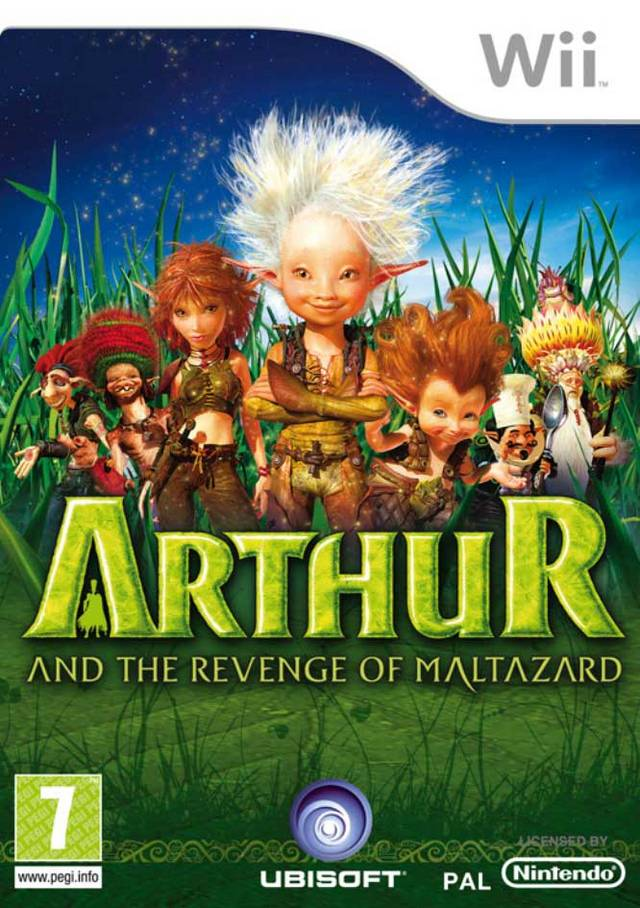 Nice wallpapers Arthur And The Revenge Of Maltazard 640x908px