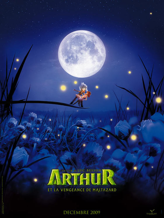 Arthur And The Revenge Of Maltazard High Quality Background on Wallpapers Vista