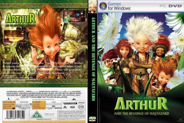 Images of Arthur And The Revenge Of Maltazard | 596x400
