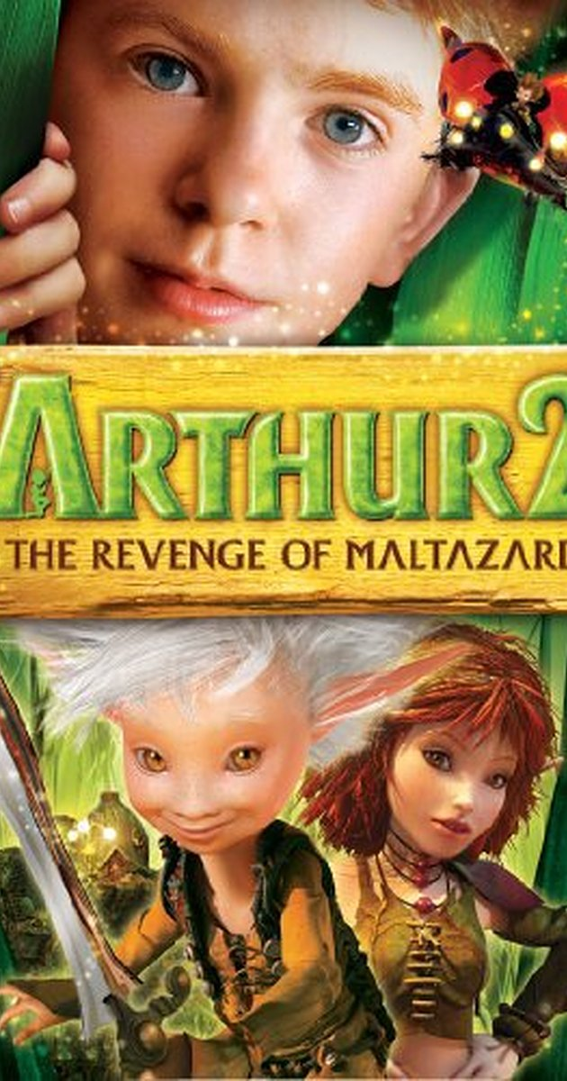 Arthur And The Revenge Of Maltazard Pics, Movie Collection