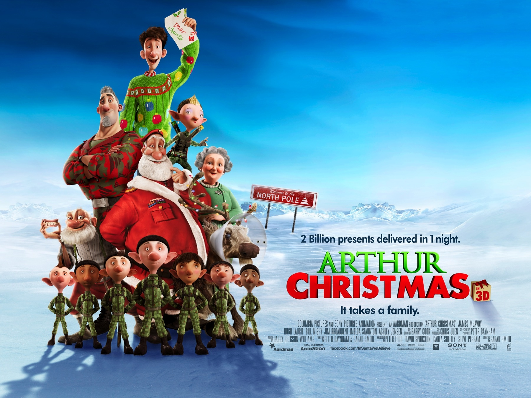 Images of Arthur Christmas   1800x1350