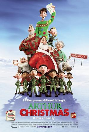 Arthur Christmas Backgrounds on Wallpapers Vista