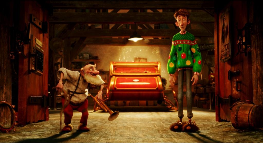 1024x557 > Arthur Christmas Wallpapers