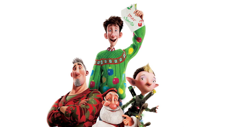 HQ Arthur Christmas Wallpapers   File 156.53Kb