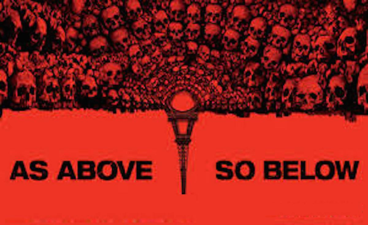 HD Quality Wallpaper | Collection: Movie, 1200x736 As Above, So Below