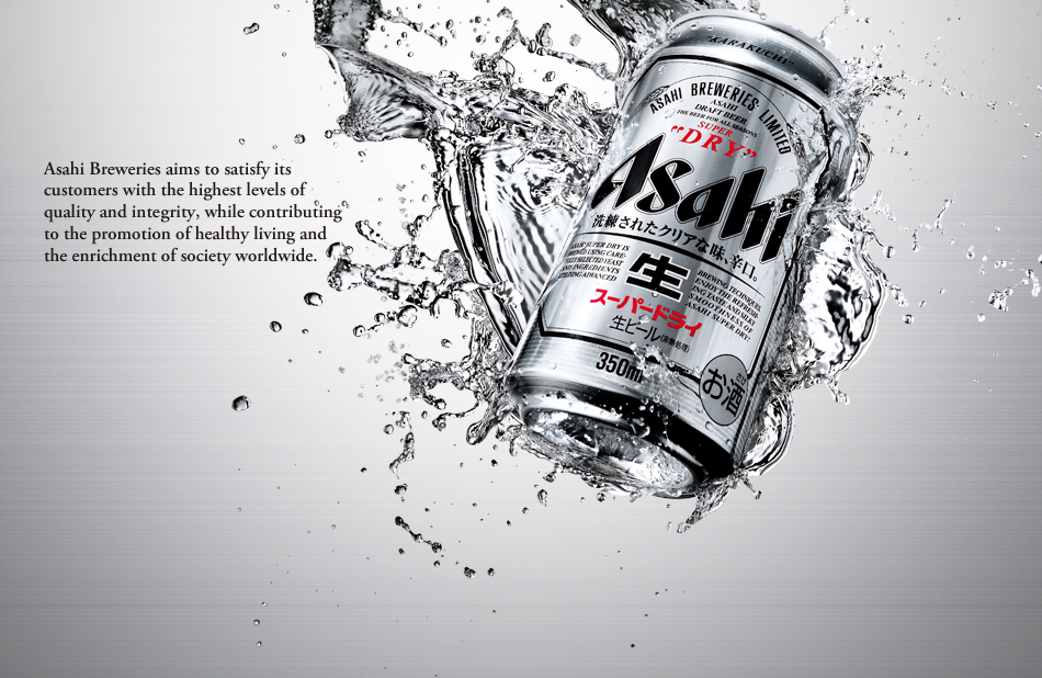 Amazing Asahi Beer Pictures & Backgrounds