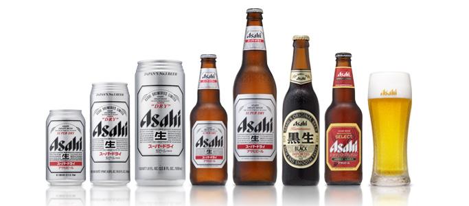 Nice Images Collection: Asahi Beer Desktop Wallpapers