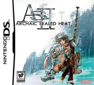 ASH: Archaic Sealed Heat #15
