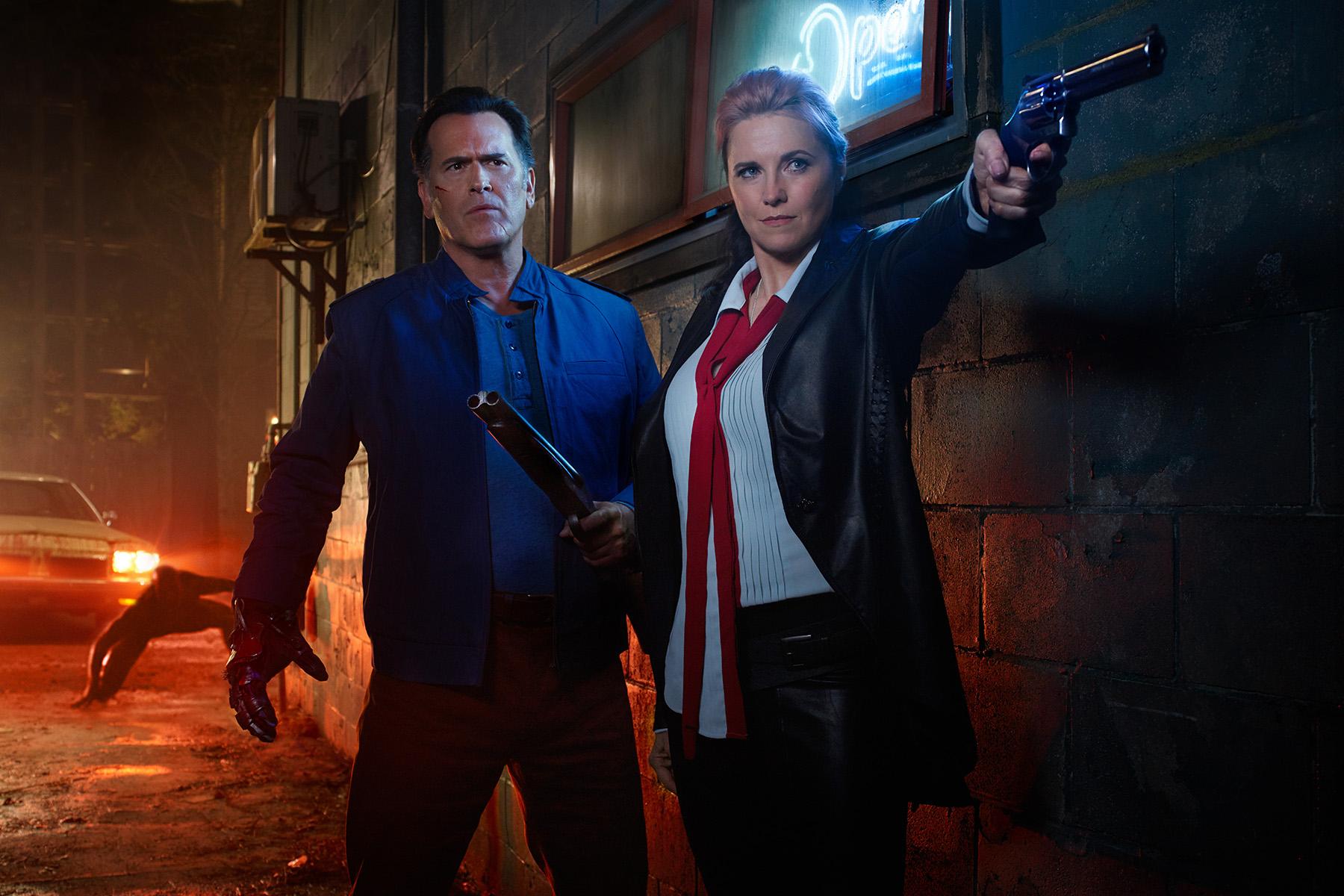 Ash Vs Evil Dead Wallpapers Tv Show Hq Ash Vs Evil Dead Pictures