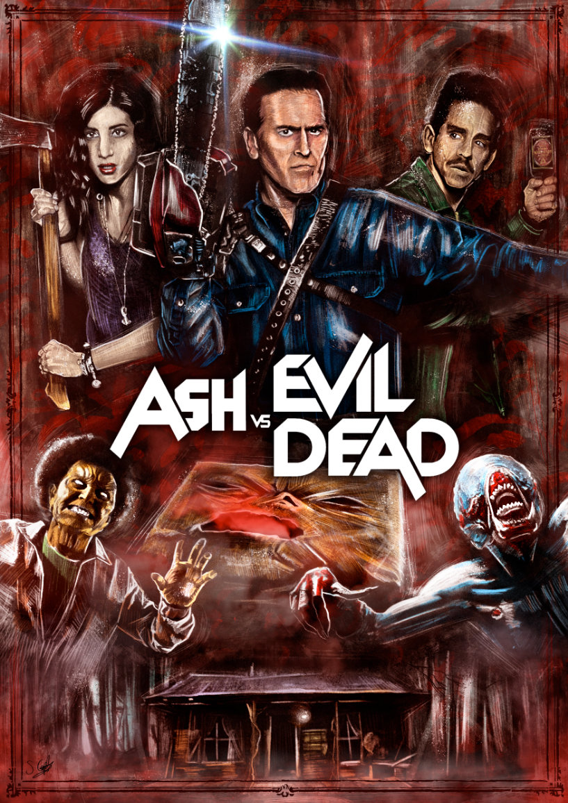 Most Viewed Ash Vs Evil Dead Wallpapers 4k Wallpapers