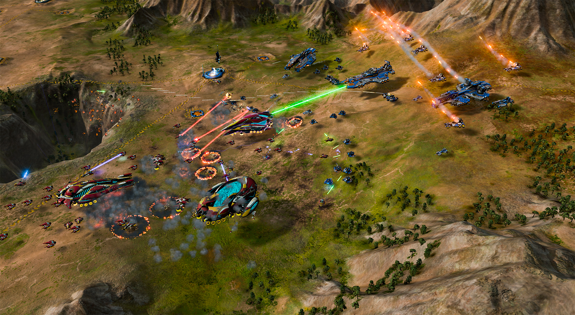 Images of Ashes Of The Singularity   1920x1051