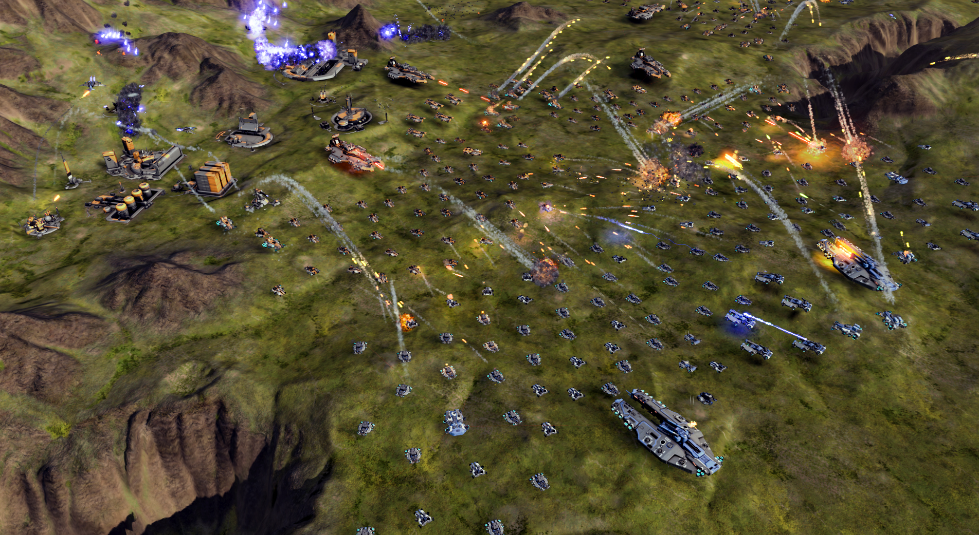 Nice wallpapers Ashes Of The Singularity 1904x1042px