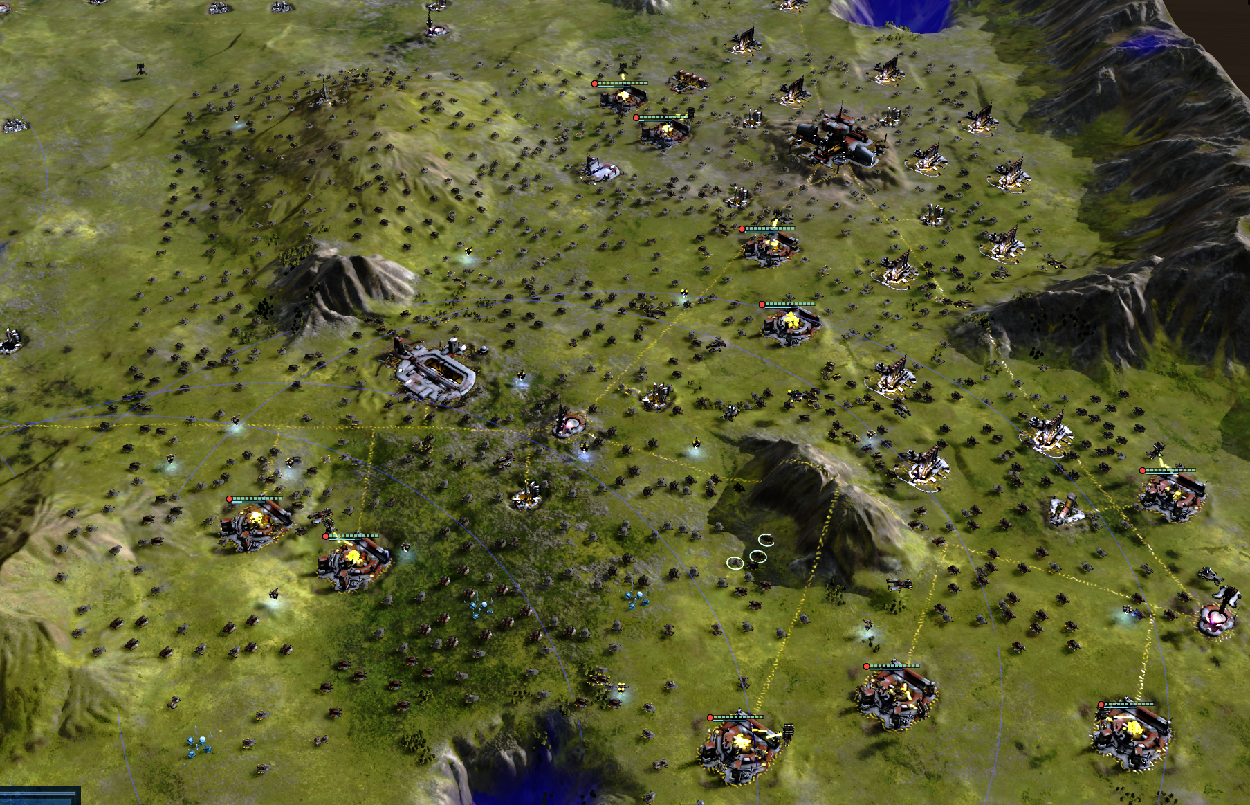 HD Quality Wallpaper   Collection: Video Game, 1807x1163 Ashes Of The Singularity