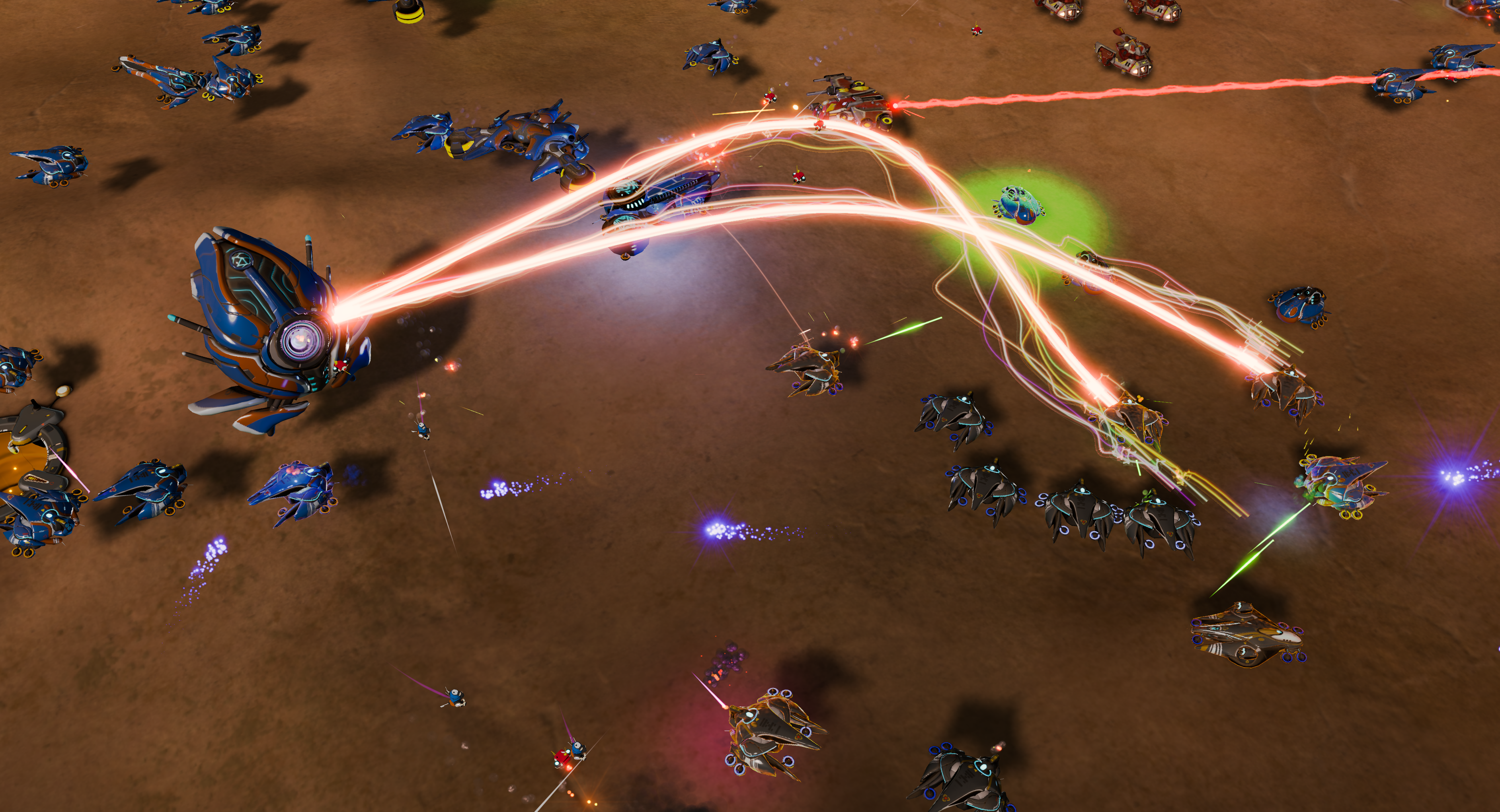 HD Quality Wallpaper   Collection: Video Game, 3769x2042 Ashes Of The Singularity