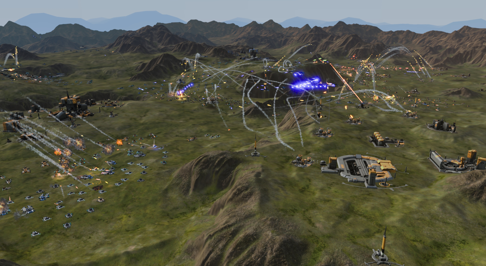 Nice wallpapers Ashes Of The Singularity 1920x1051px