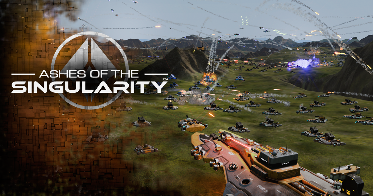 High Resolution Wallpaper   Ashes Of The Singularity 1200x630 px