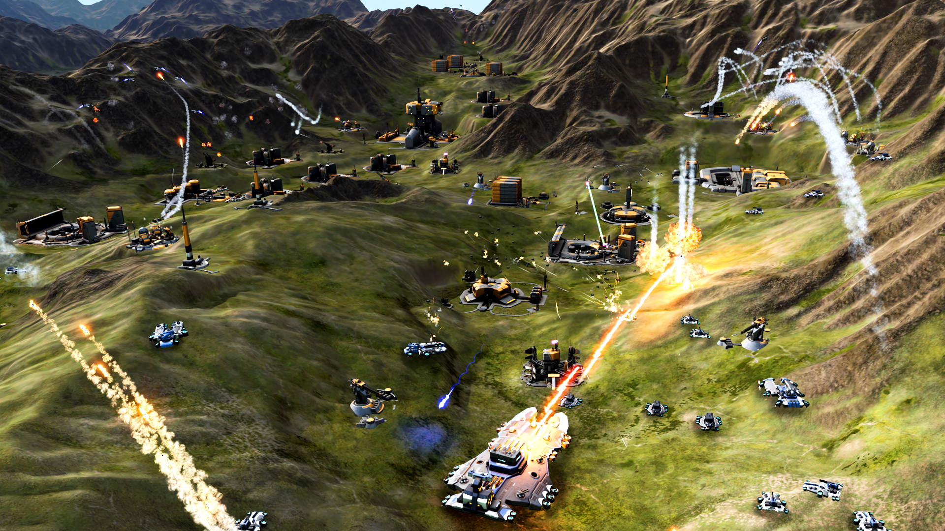 Ashes Of The Singularity High Quality Background on Wallpapers Vista
