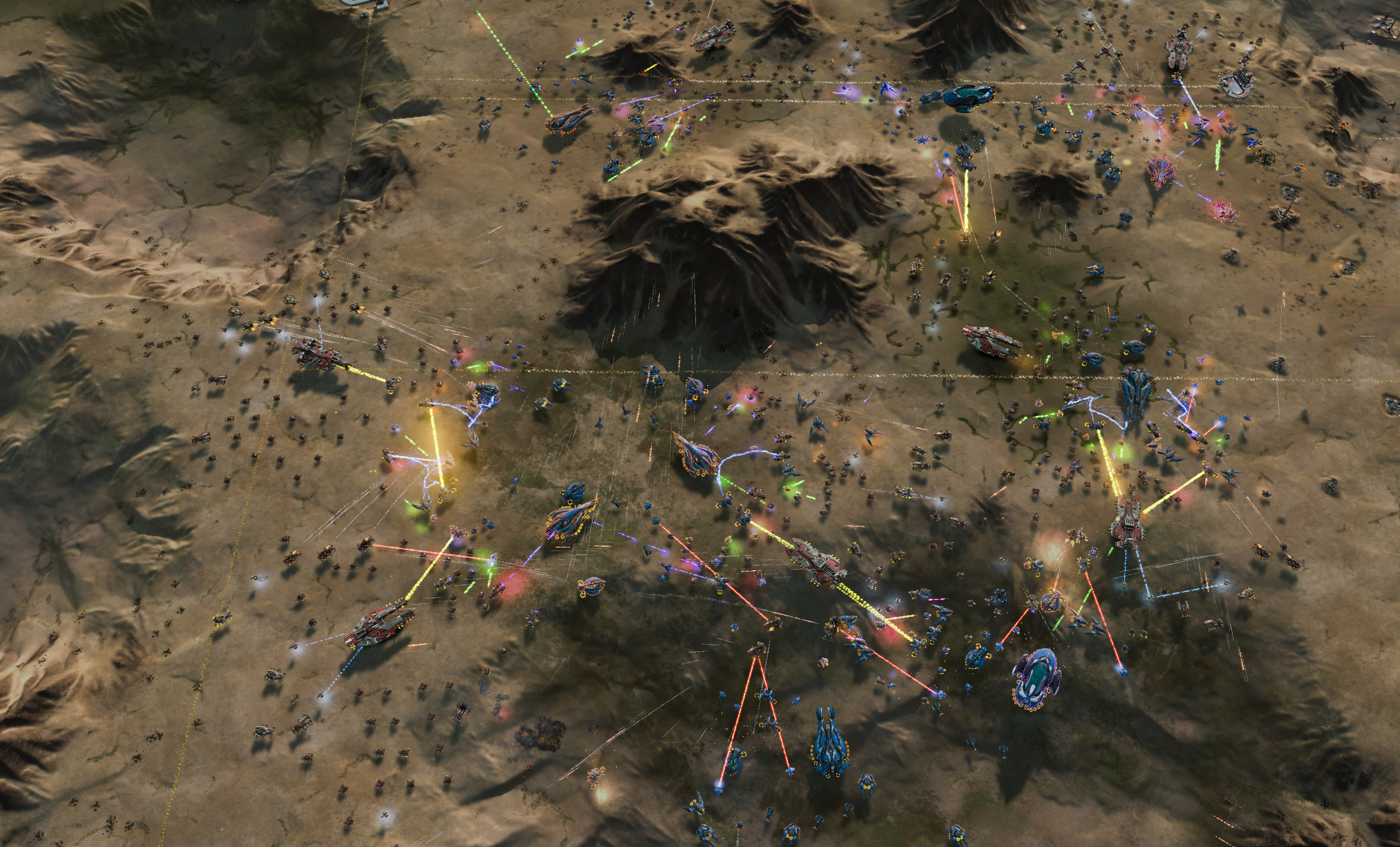 Nice wallpapers Ashes Of The Singularity 2275x1377px