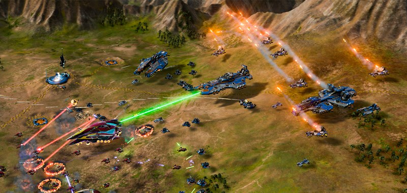 High Resolution Wallpaper   Ashes Of The Singularity 800x380 px