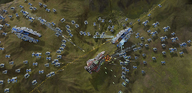 Images of Ashes Of The Singularity   620x300