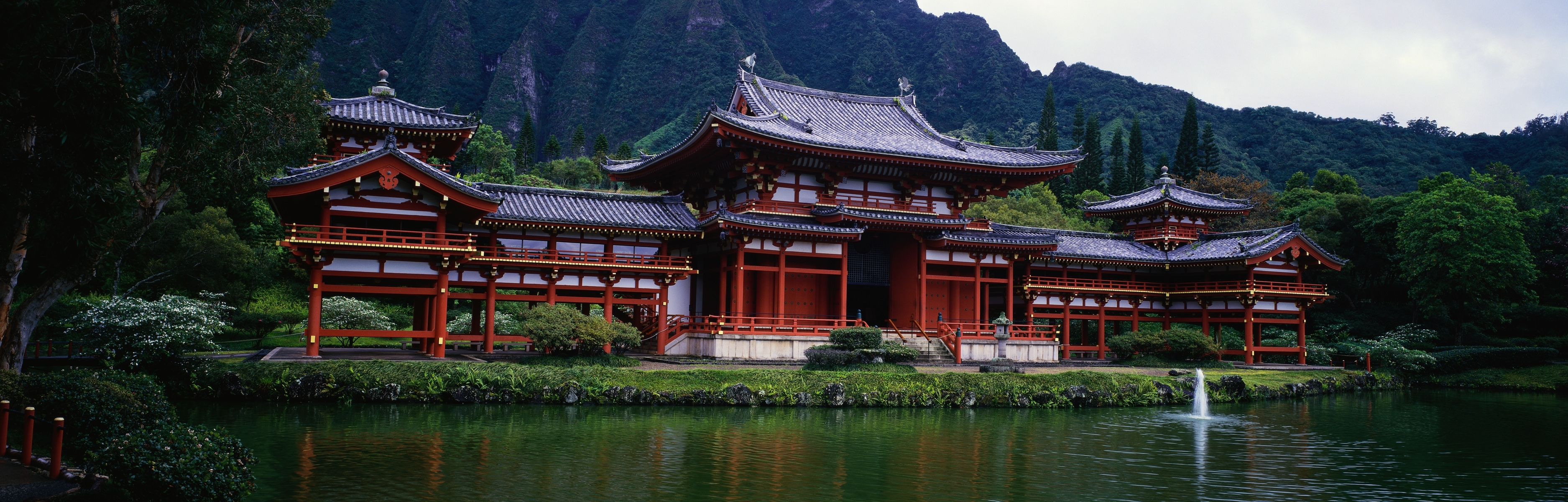 3750x1200 > Asian Architecture Wallpapers