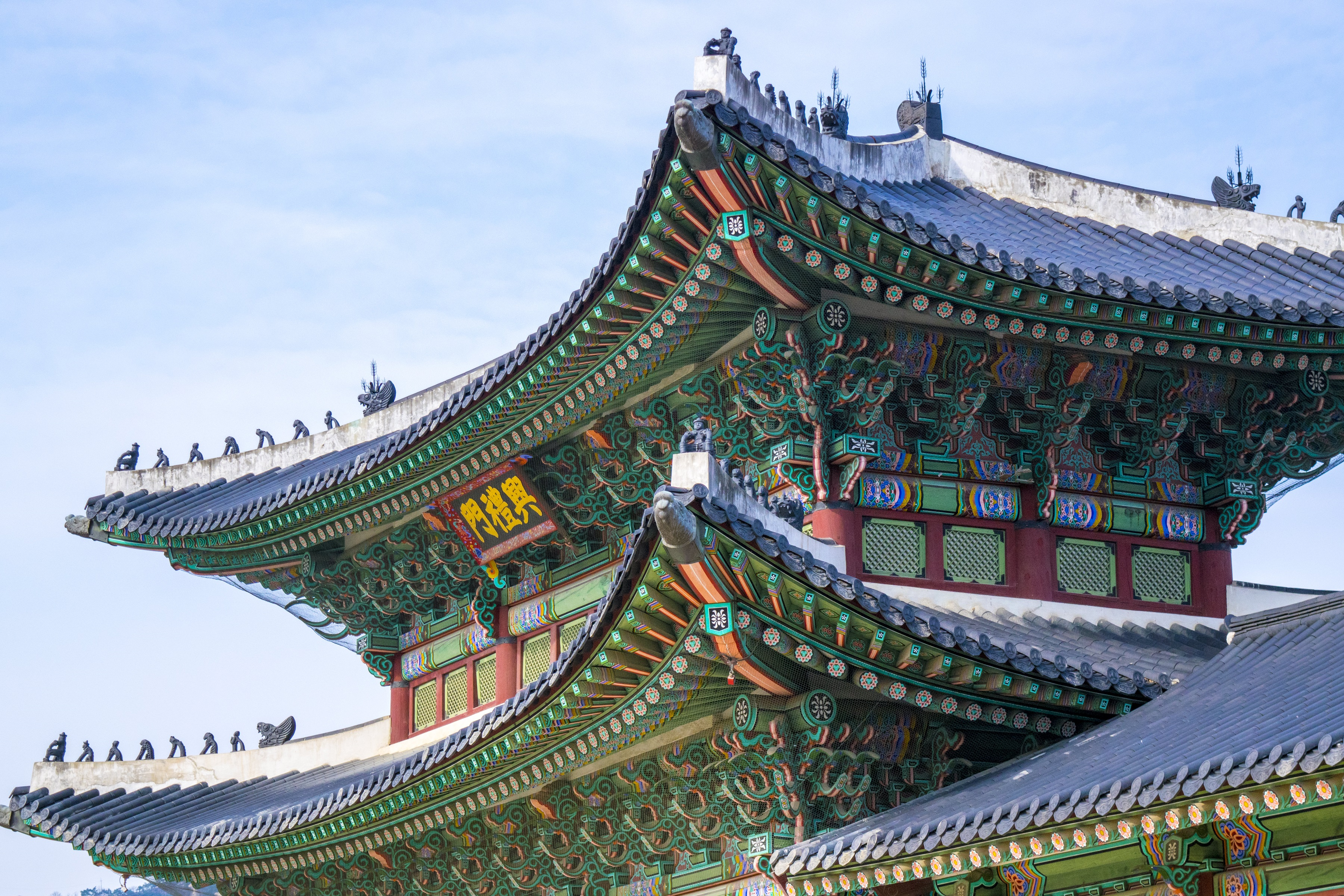 Nice wallpapers Asian Architecture 3600x2400px