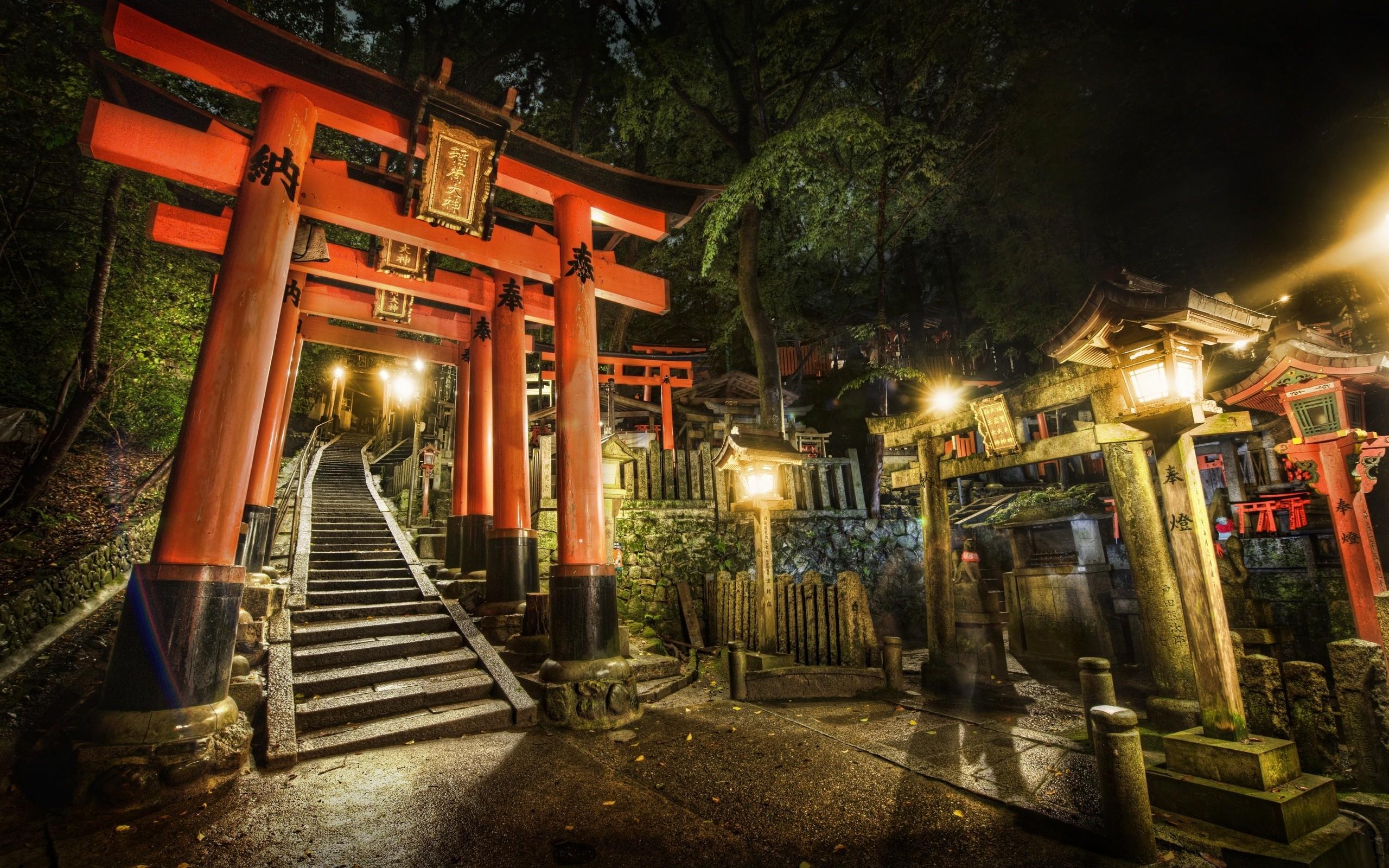 Asian Architecture Pics, Multi Monitor Collection