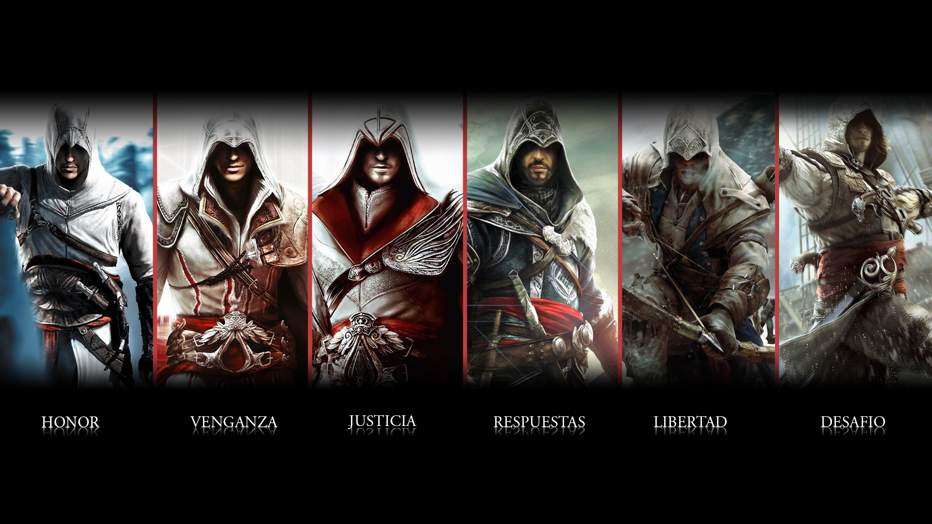 Amazing Assassins Pictures & Backgrounds