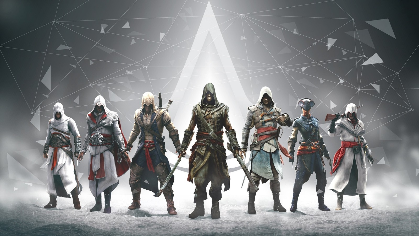 High Resolution Wallpaper | Assassin's Creed 1600x900 px