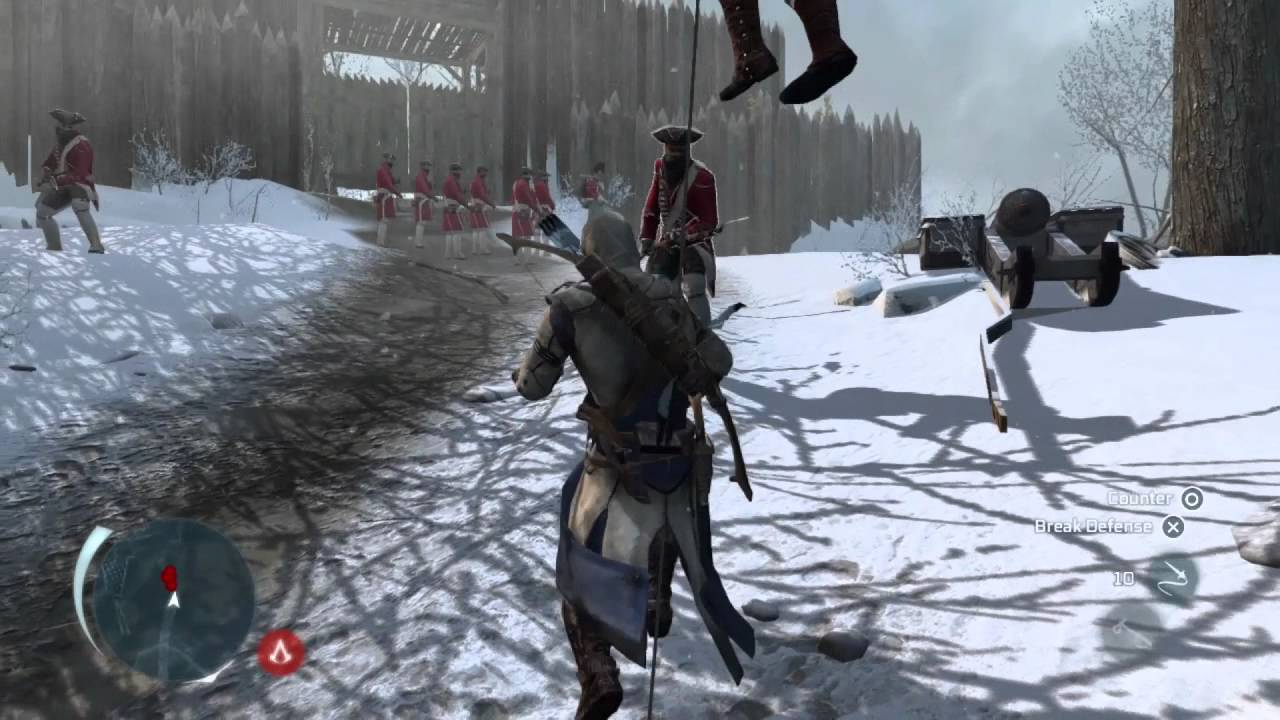 Assassin S Creed Iii Wallpapers Video Game Hq Assassin S Creed