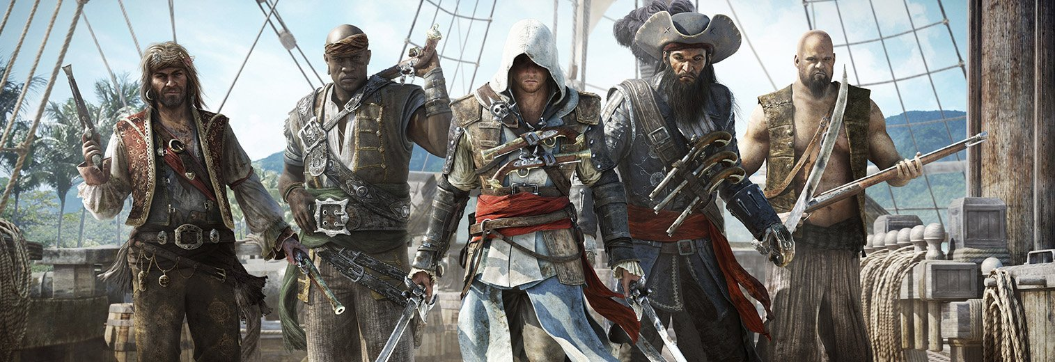 Assassin S Creed Iv Black Flag Wallpapers Video Game Hq