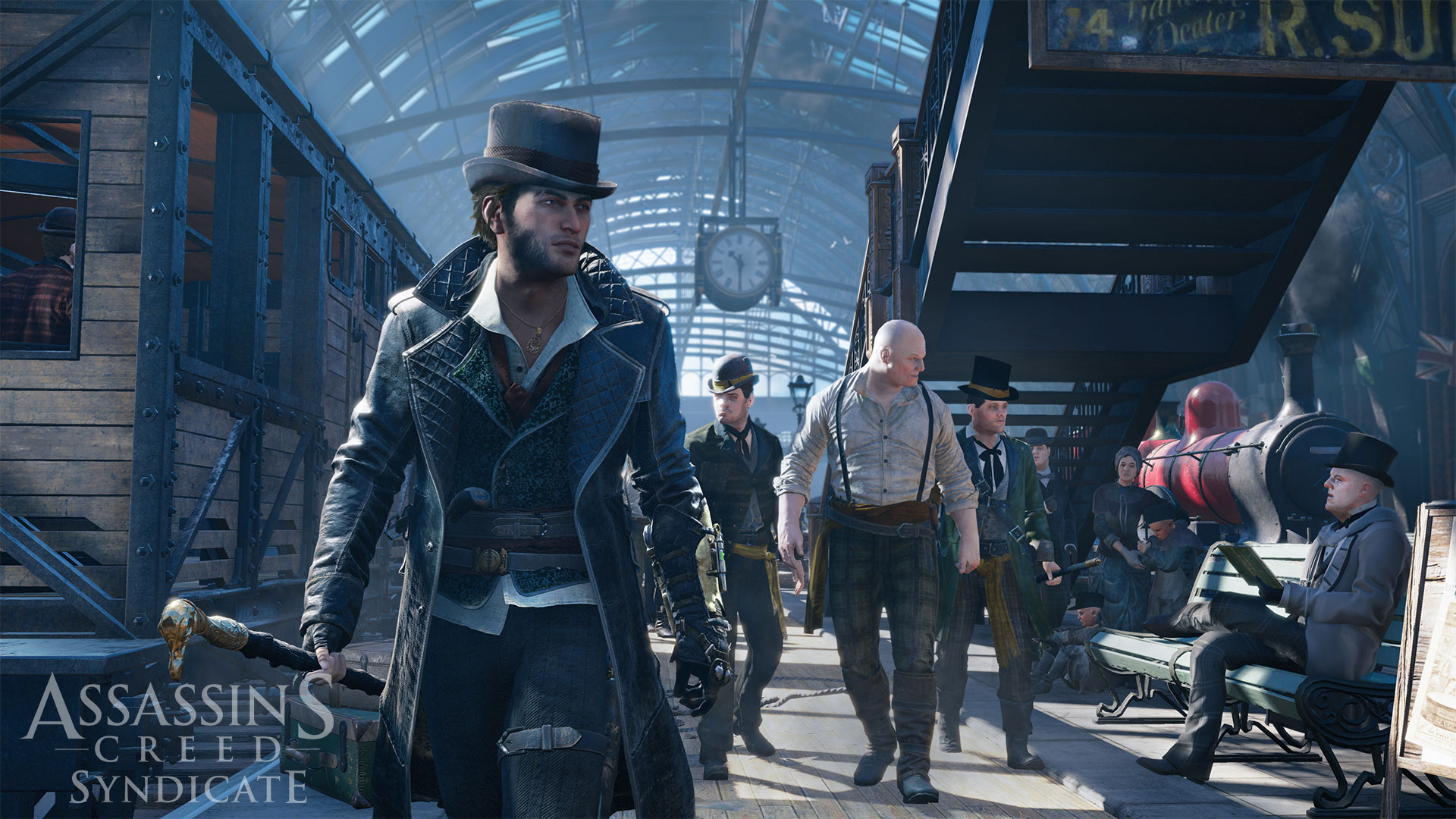 Most Viewed Assassin S Creed Syndicate Wallpapers 4k Wallpapers