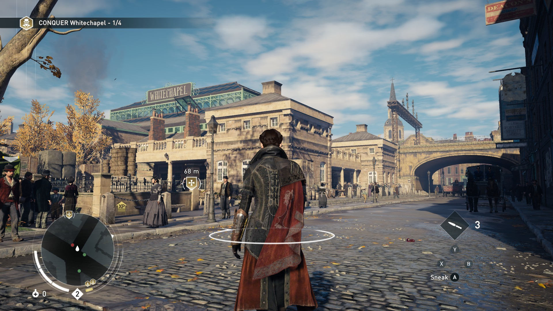 Assassin S Creed Syndicate Wallpapers Video Game Hq Assassin S