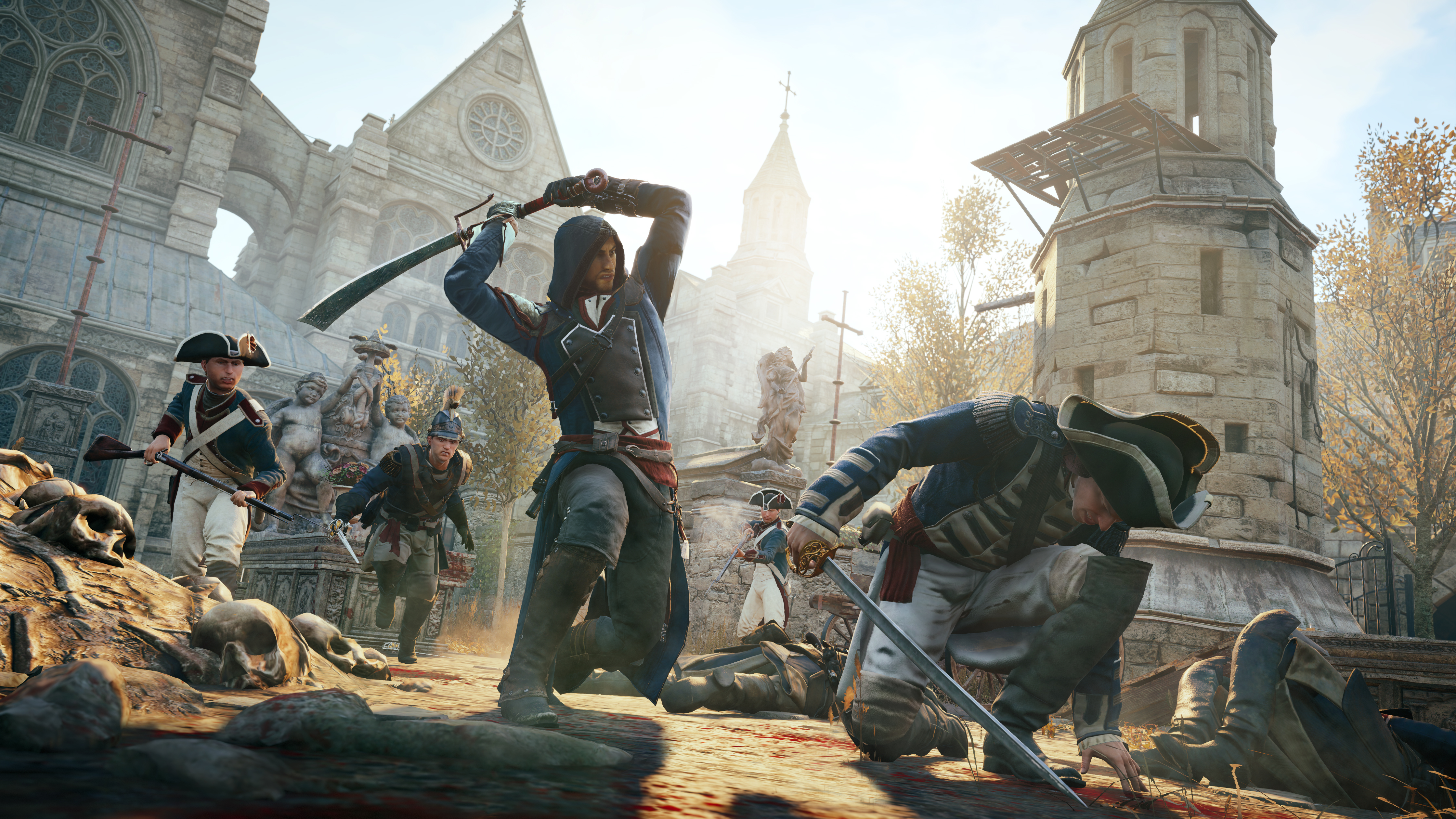 Most Viewed Assassin S Creed Unity Wallpapers 4k Wallpapers